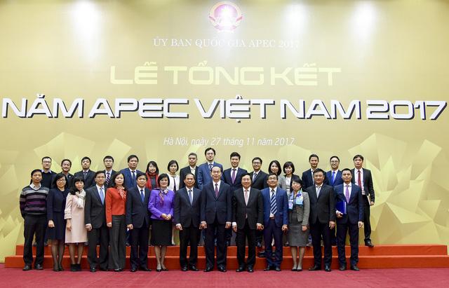 Thành công của Năm APEC 2017 tạo khí thế mới, động lực mới - Ảnh 6.