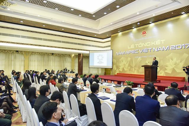 Thành công của Năm APEC 2017 tạo khí thế mới, động lực mới - Ảnh 4.
