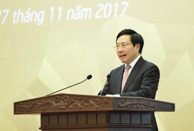 Thành công của Năm APEC 2017 tạo khí thế mới, động lực mới - Ảnh 1.