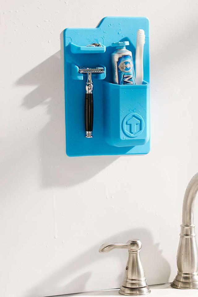 Những vật dụng giúp tiết kiệm không gian trong phòng tắm nhỏ - Ảnh 9.