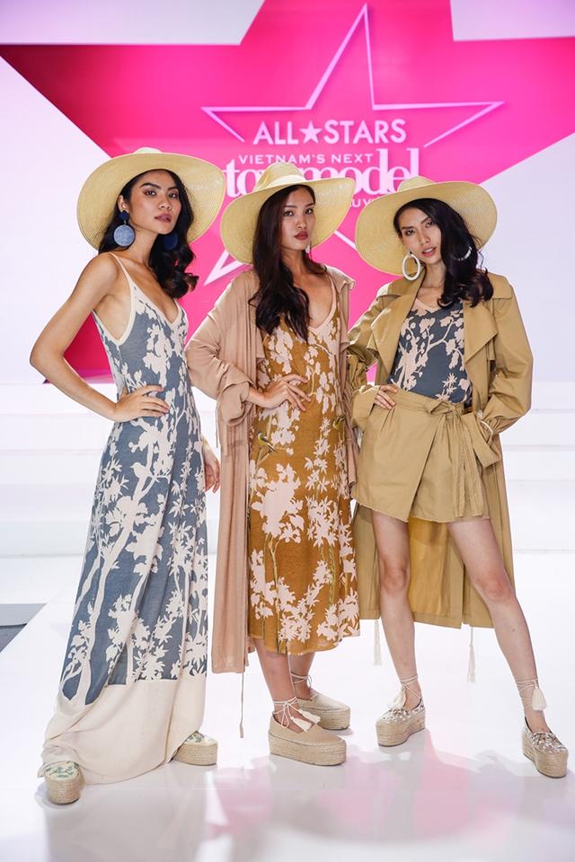 Lộ diện top 3 vào chung kết Vietnams Next Top Model 2017 - Ảnh 7.