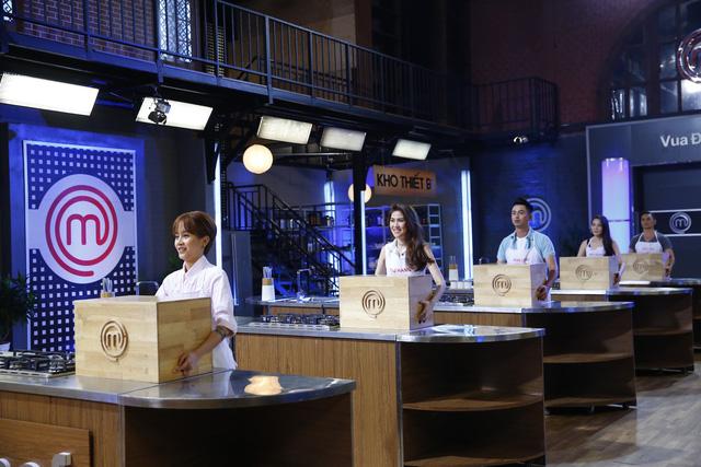 Vua đầu bếp: Thu Hằng, Đức Hải muốn loại hết đối thủ trong top 5 - Ảnh 1.