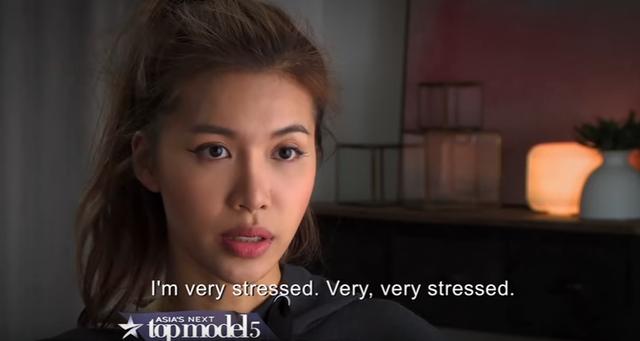 Đại diện Việt Nam muốn bỏ cuộc tại Asias Next Top Model - Ảnh 1.