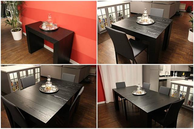 Ý tưởng đưa những bộ bàn ăn độc đáo vào không gian nhỏ hẹp - Ảnh 7.