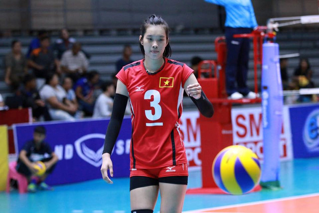 Bóng chuyền: Trần Thị Thanh Thúy chính thức gia nhập CLB của Đài Bắc Trung Hoa - Ảnh 1.