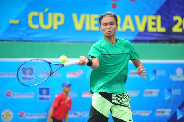 Phạm Minh Tuấn vô địch đơn nam giải quần vợt VĐQG 2017 - Ảnh 2.