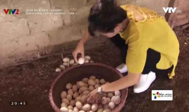 Phan Hương của Người phán xử bất ngờ về quê chăn vịt, câu cá - Ảnh 2.