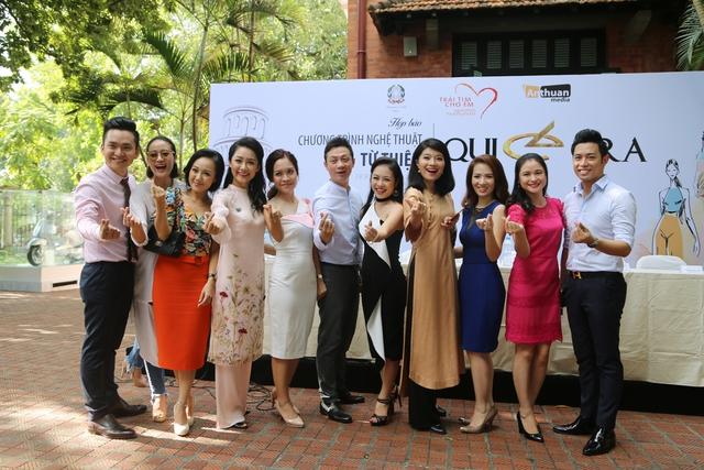 Chương trình nghệ thuật từ thiện QUI E ORA: Chung tay vì trẻ em mắc bệnh tim bẩm sinh - Ảnh 3.