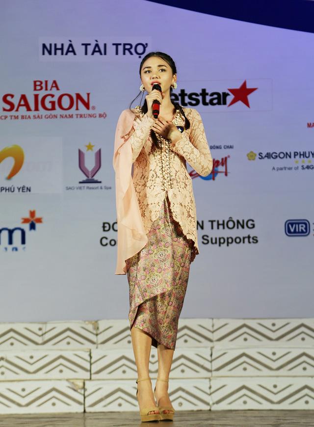 Ấn tượng trước tài năng của thí sinh Hoa hậu Hữu nghị ASEAN - Ảnh 4.