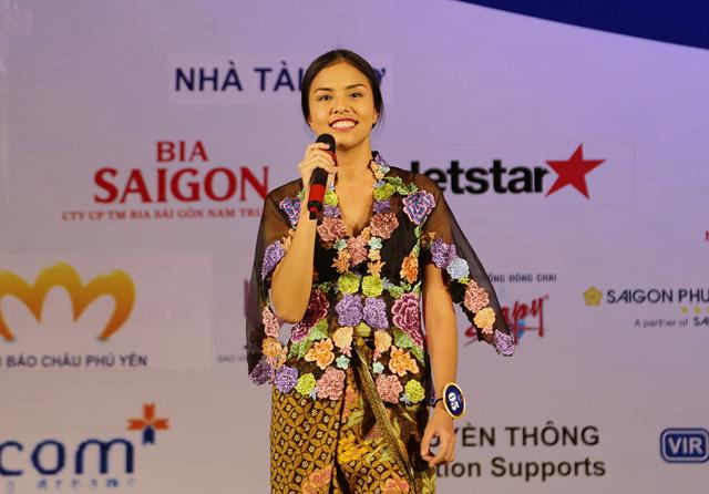 Ấn tượng trước tài năng của thí sinh Hoa hậu Hữu nghị ASEAN - Ảnh 5.