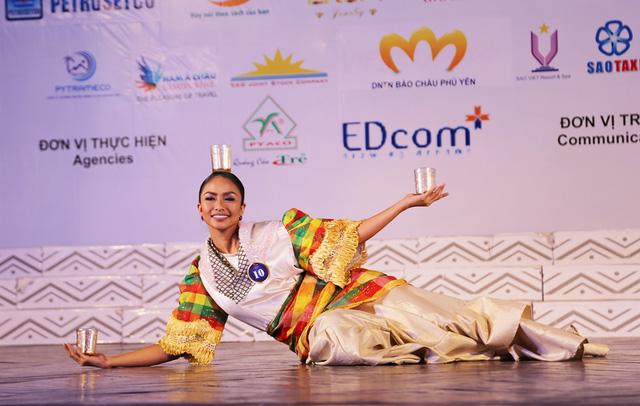 Ấn tượng trước tài năng của thí sinh Hoa hậu Hữu nghị ASEAN - Ảnh 13.