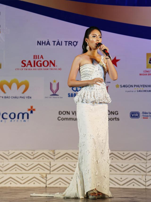 Ấn tượng trước tài năng của thí sinh Hoa hậu Hữu nghị ASEAN - Ảnh 16.
