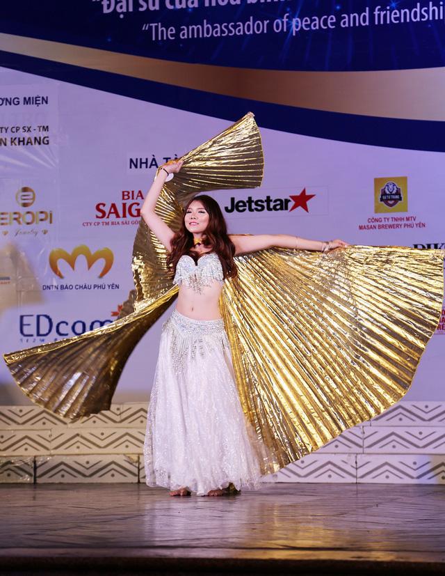 Ấn tượng trước tài năng của thí sinh Hoa hậu Hữu nghị ASEAN - Ảnh 20.