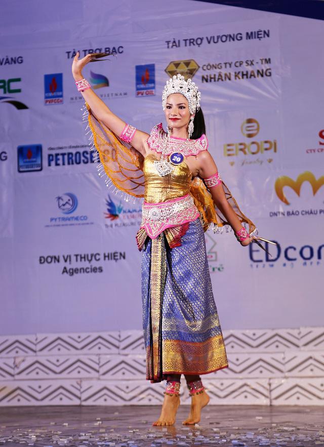 Ấn tượng trước tài năng của thí sinh Hoa hậu Hữu nghị ASEAN - Ảnh 22.