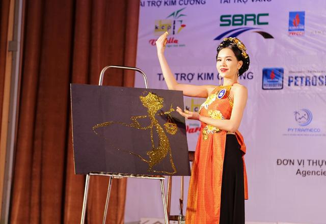 Ấn tượng trước tài năng của thí sinh Hoa hậu Hữu nghị ASEAN - Ảnh 9.