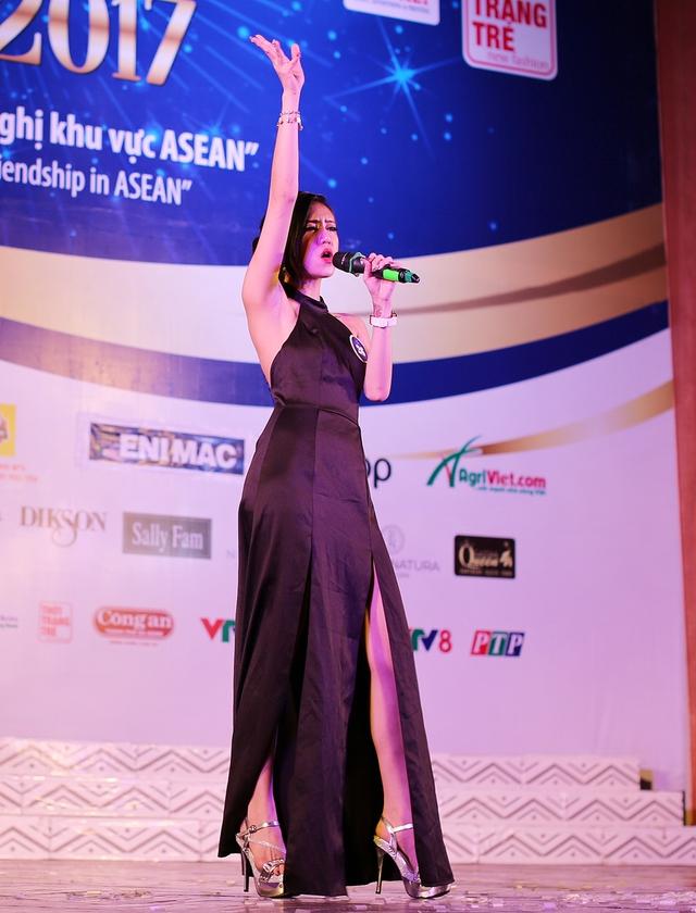 Ấn tượng trước tài năng của thí sinh Hoa hậu Hữu nghị ASEAN - Ảnh 23.