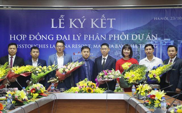 Ký kết hợp đồng đại lý phân phối Dự án Swisstouches La Luna Resort, Marina Bay Nha Trang - Ảnh 3.