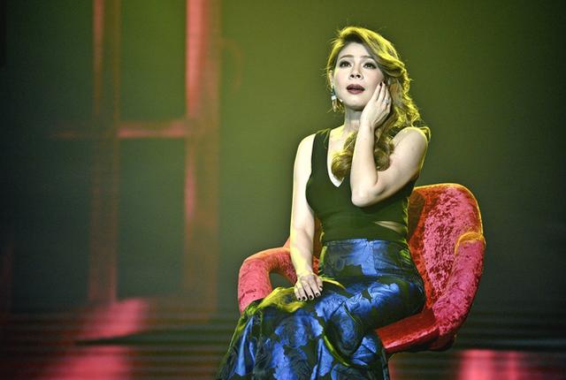 Thanh Thảo lãng mạn và bùng nổ trong minishow Âm nhạc và Bước nhảy - Ảnh 2.