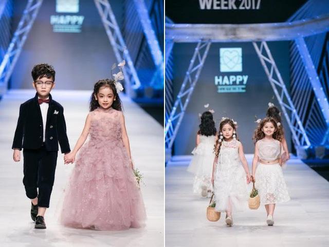 Lạc vào thế giới thần tiên và Hội chợ phù hoa tại Tuần lễ thời trang quốc tế Việt Nam Thu - Đông 2017 - Ảnh 2.