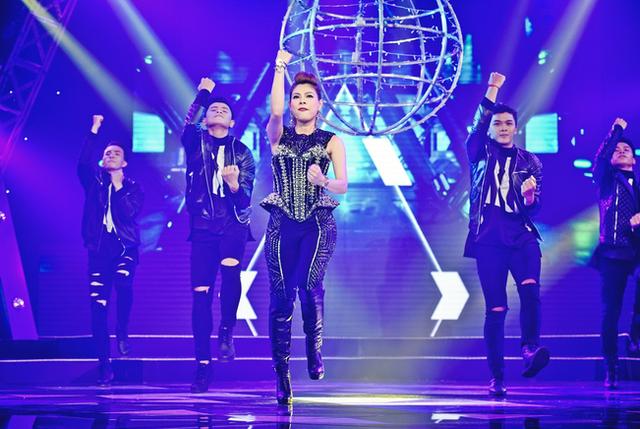 Thanh Thảo lãng mạn và bùng nổ trong minishow Âm nhạc và Bước nhảy - Ảnh 3.