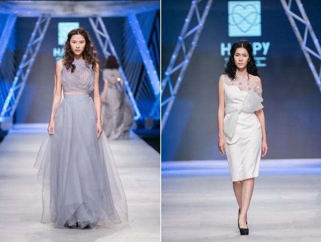 Lạc vào thế giới thần tiên và Hội chợ phù hoa tại Tuần lễ thời trang quốc tế Việt Nam Thu - Đông 2017 - Ảnh 5.