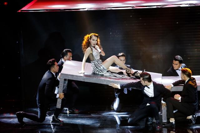Đông Nhi trở lại The Remix ngồi ghế giám khảo - Ảnh 3.
