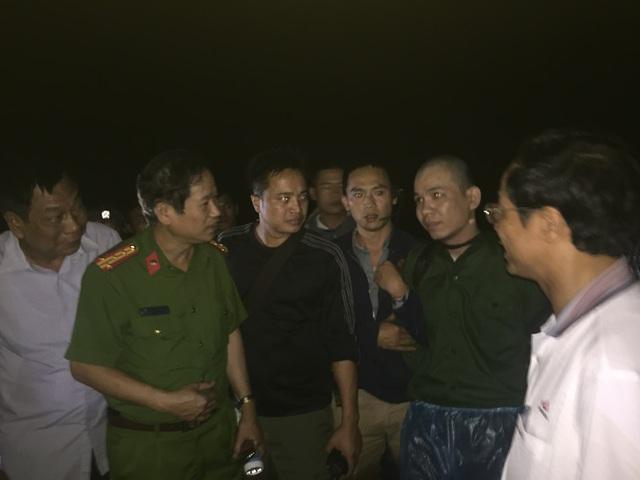 Cận cảnh vây bắt tử tù Nguyễn Văn Tình bỏ trốn tại Hòa Bình - ảnh 1