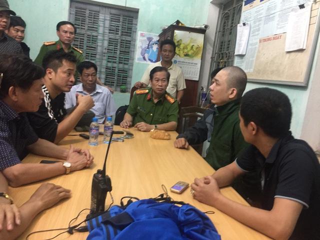 Cận cảnh vây bắt tử tù Nguyễn Văn Tình bỏ trốn tại Hòa Bình - ảnh 2