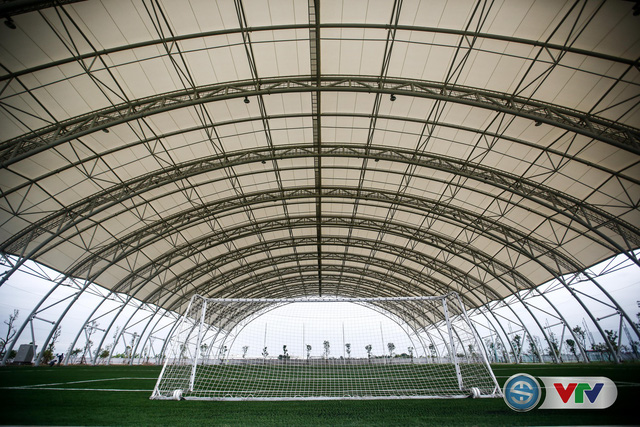 ẢNH: Cận cảnh Trung tâm đào tạo bóng đá trẻ PVF của tân Giám đốc Ryan Giggs - Ảnh 12.
