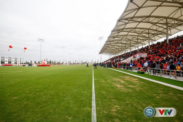 ẢNH: Cận cảnh Trung tâm đào tạo bóng đá trẻ PVF của tân Giám đốc Ryan Giggs - Ảnh 15.