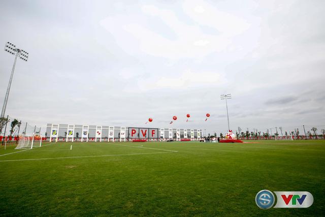 ẢNH: Cận cảnh Trung tâm đào tạo bóng đá trẻ PVF của tân Giám đốc Ryan Giggs - Ảnh 16.