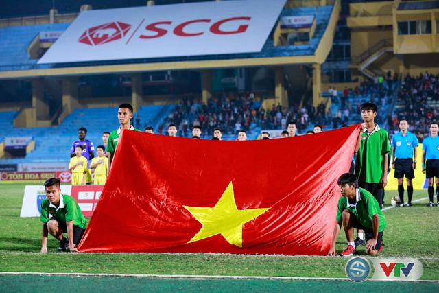 ẢNH: CLB Hà Nội chiếm ngôi đầu bảng giải VĐQG V.League 2017 - Ảnh 1.