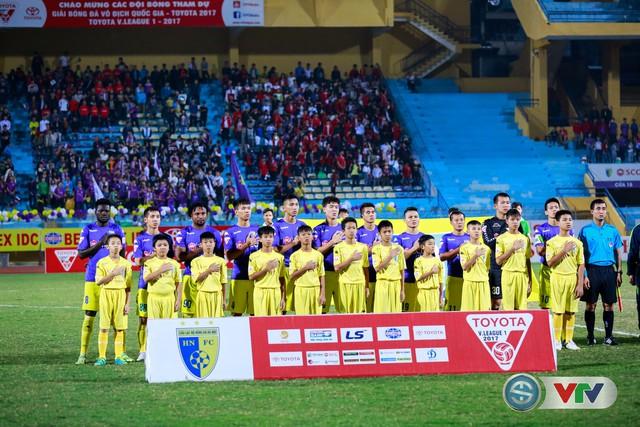ẢNH: CLB Hà Nội chiếm ngôi đầu bảng giải VĐQG V.League 2017 - Ảnh 2.