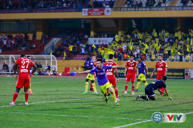 ẢNH: CLB Hà Nội chiếm ngôi đầu bảng giải VĐQG V.League 2017 - Ảnh 13.