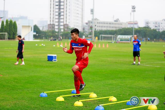 ẢNH: ĐT Việt Nam tích cực luyện tập chờ ngày tái đấu ĐT Afghanistan - Ảnh 7.