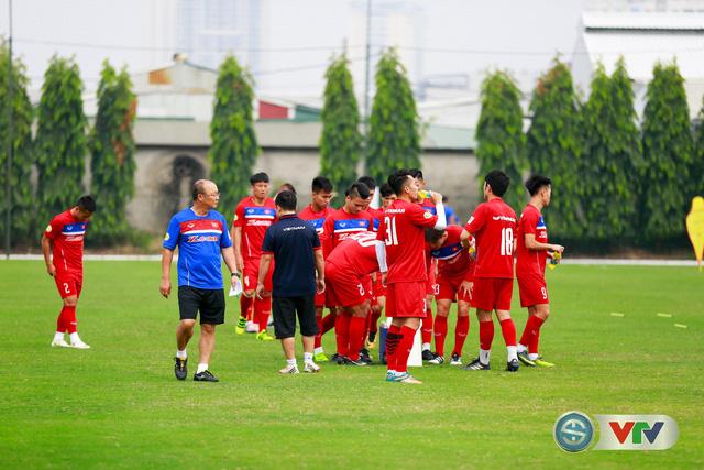 ẢNH: ĐT Việt Nam tích cực luyện tập chờ ngày tái đấu ĐT Afghanistan - Ảnh 16.