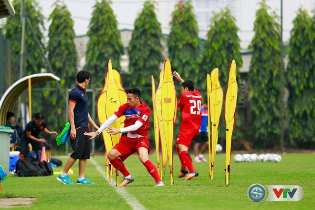 ẢNH: ĐT Việt Nam tích cực luyện tập chờ ngày tái đấu ĐT Afghanistan - Ảnh 19.