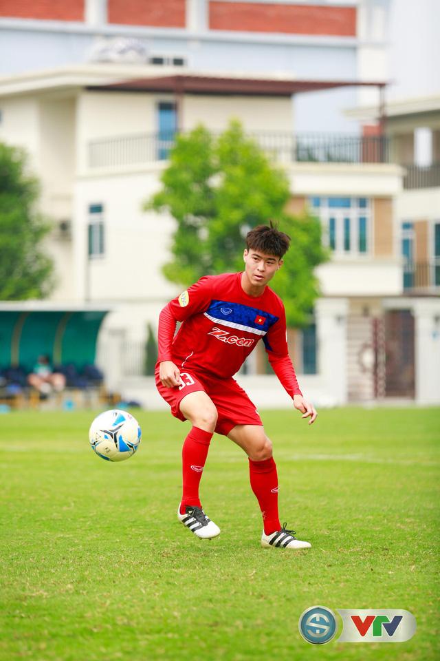 ẢNH: ĐT Việt Nam tích cực luyện tập chờ ngày tái đấu ĐT Afghanistan - Ảnh 29.