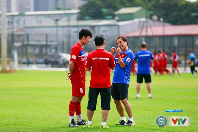 ẢNH: ĐT Việt Nam tích cực luyện tập chờ ngày tái đấu ĐT Afghanistan - Ảnh 49.