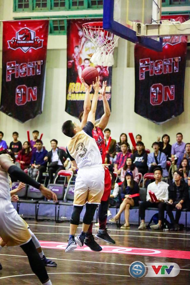 ẢNH: Thang Long Warriors giành lợi thế trước Hanoi Buffaloes - Ảnh 5.