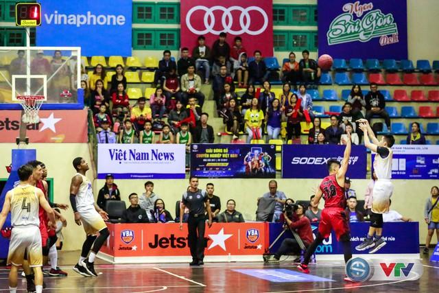 ẢNH: Thang Long Warriors giành lợi thế trước Hanoi Buffaloes - Ảnh 10.