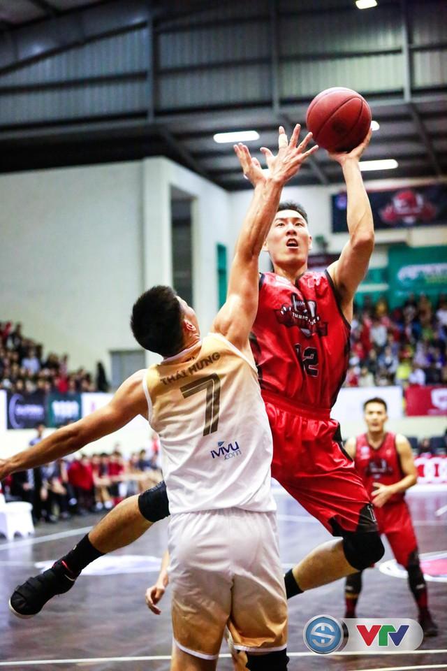 ẢNH: Thang Long Warriors giành lợi thế trước Hanoi Buffaloes - Ảnh 6.