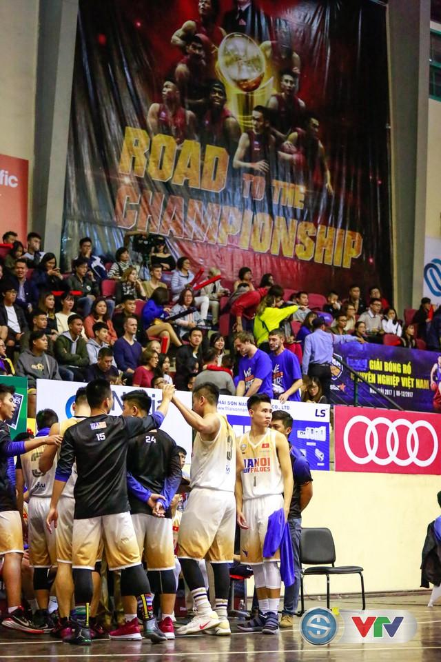 ẢNH: Thang Long Warriors giành lợi thế trước Hanoi Buffaloes - Ảnh 12.