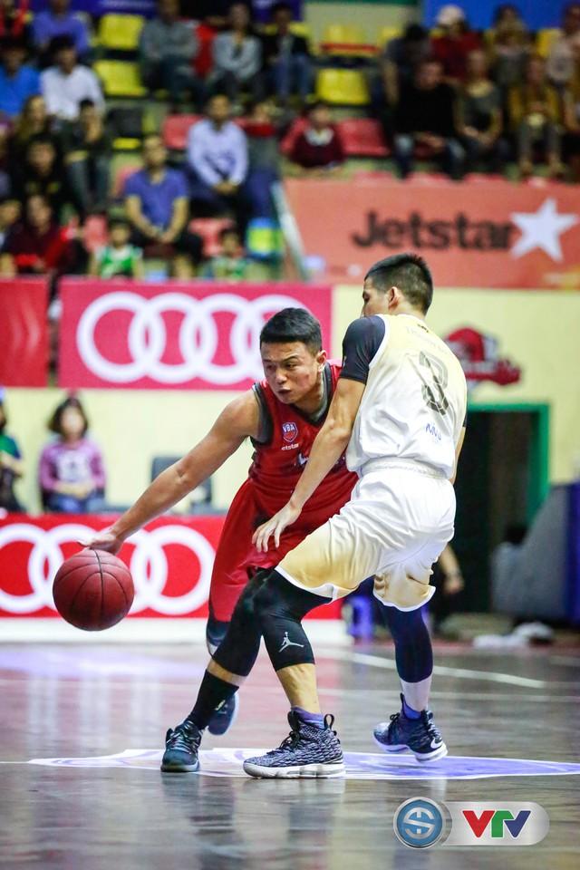 ẢNH: Thang Long Warriors giành lợi thế trước Hanoi Buffaloes - Ảnh 8.