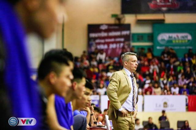 ẢNH: Thang Long Warriors giành lợi thế trước Hanoi Buffaloes - Ảnh 13.