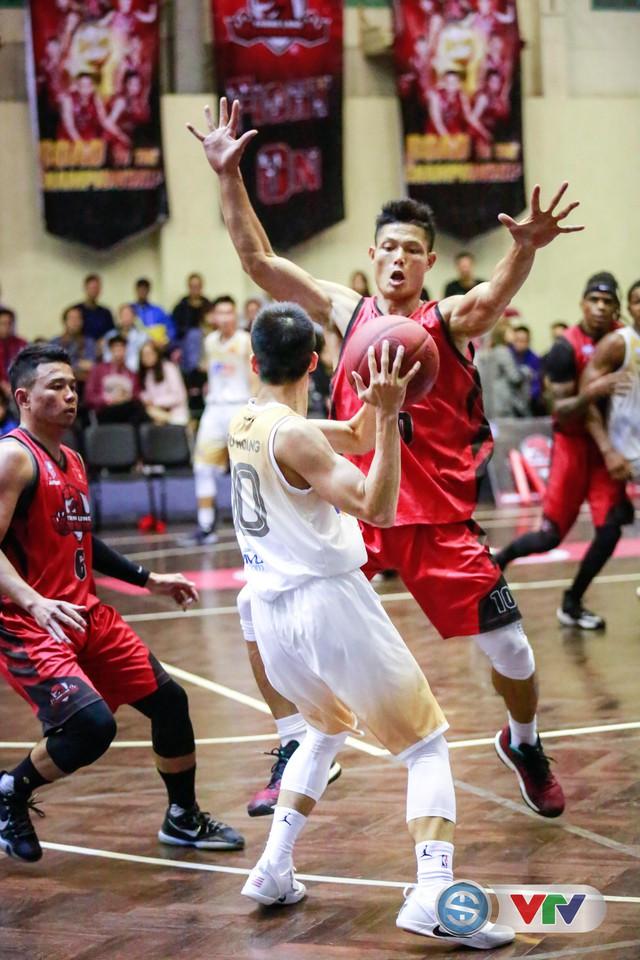 ẢNH: Thang Long Warriors giành lợi thế trước Hanoi Buffaloes - Ảnh 17.