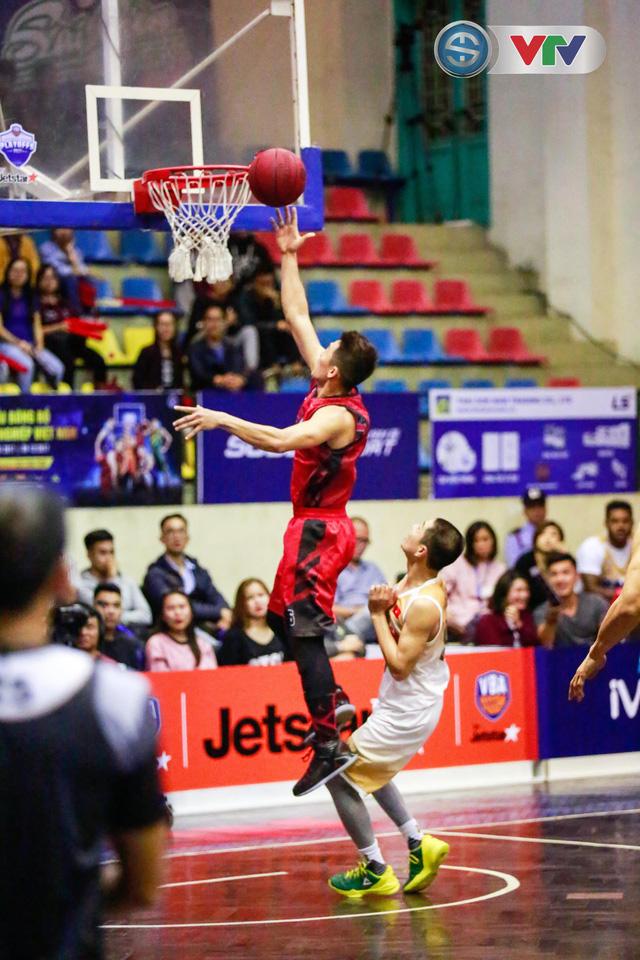 ẢNH: Thang Long Warriors giành lợi thế trước Hanoi Buffaloes - Ảnh 21.