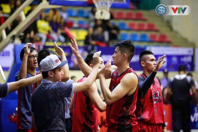 ẢNH: Thang Long Warriors giành lợi thế trước Hanoi Buffaloes - Ảnh 22.