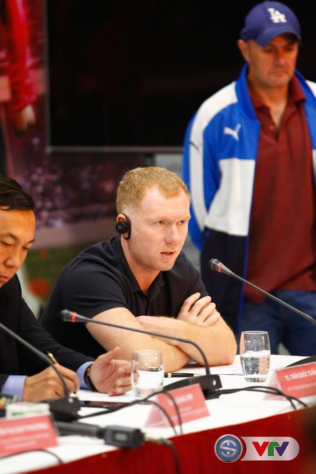 ẢNH: Cận cảnh Trung tâm đào tạo bóng đá trẻ PVF của tân Giám đốc Ryan Giggs - Ảnh 18.