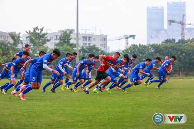 HLV Park Hang Seo: Công Phượng và Xuân Trường có tố chất riêng biệt - Ảnh 2.